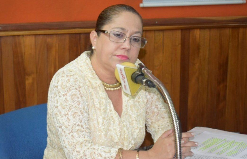 """Sandra Kettels: """"Las organizaciones políticas y alianzas deben cumplir con la paridad y alternancia en las listas de candidaturas"""""""
